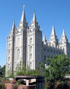 The Salt Lake Temple
