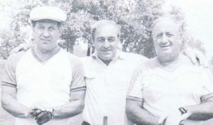 (from left to right) Peter DiFronzo, Lee Magnafichi and Sam Urbana
